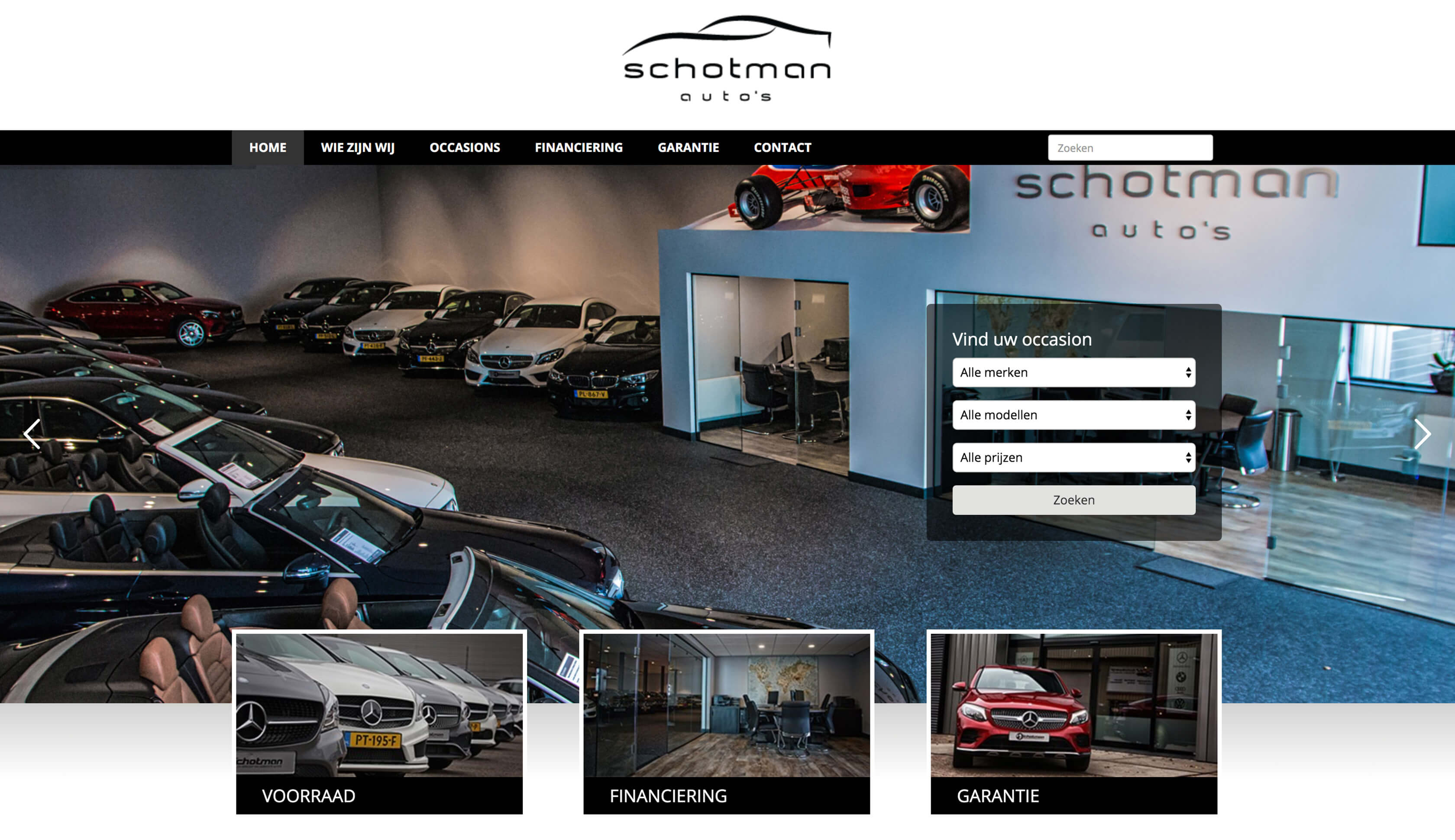 Schotman-Autos-home